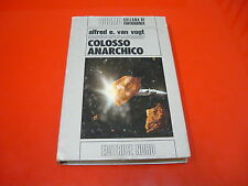 ALFRED E. VAN VOGT-COLOSSO ANARCHICO-EDITRICE NORD-COSMO ARGENTO-n° 88-1aED 1979
