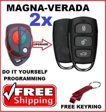 2x Mitsubishi Remote Magna TH TW  Verada KH KW 1997-2005 Complete Remote Stylish