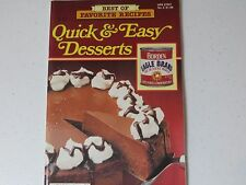 Best Of Favorite Recipes Booklet  - Eagle Brand Condensed Milk