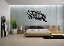 Wall Sticker Mural Decal Vinyl Decor Black Panther Large Wild Cat