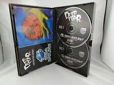Deep Fear Sega Saturn PAL CIB *Very Rare*