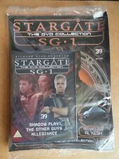 DVD COLLECTION STARGATE SG 1 PART 39 + MAGAZINE - NEW SEALED IN ORIGINAL WRAPPER