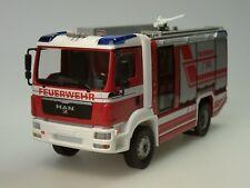 Wiking MAN TGM Feuerwehr Rosenbauer AT LF, Metall - 0431 97 - 1:43