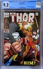 Thor 165 CGC 9.2 -  1st Appearance Of Adam Warlock - not CBCS 9.8