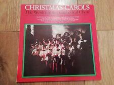 THE WESTMINSTER CATHEDRAL CHOIR * CHRISTMAS CAROLS * VINYL LP EX/EX 1983