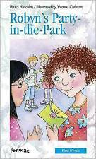 Robyn's Party in the Park (Formac First Novels)-ExLibrary