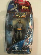 NIB Batman EXP KNIGHT STRIKE BATMAN Dc Comics Action Figure