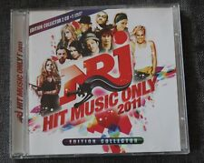 NRJ hit music only 2011 - bruno mars adele soprano zaz usher ect ..., 2CD + DVD