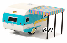 Greenlight Catolac Deville Travel Trailer 1958 34010 A 1/64