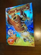 open season 3 dvd