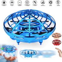 UFO Flying Ball Toys Mini Drone Quad Hand-Controlled Induction Levitation KZ