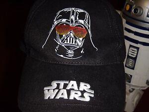 Star Wars Darth Vader With Sunglasses Adjustable back Child Hat