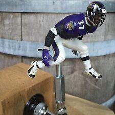 36105209627cc Baltimore RAVENS Tap Handle Deion Sanders Neon Beer Keg Figure NFL FOOTBALL