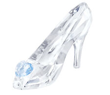 SWAROVSKI #5035515 CINDERELLA GLASS SLIPPER BNIB SHOE DISNEY PRINCESS HEART F/S