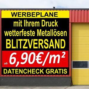 Werbebanner Werbeplane LKW Plane PVC Plane Banner Digitaldruck Werbeplakat Druck