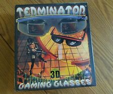 3d terminator gaming glasses virtual cyber portal holographic next level gamer