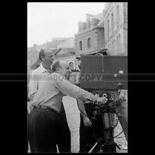 Photo F.002408 MARCEL CARNÉ (THÉRÈSE RAQUIN) 1953