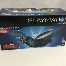 Playmation Marvel Avengers Repulsor Gear Mark II New Sealed Ironman Disney