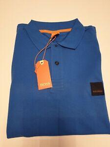 Hugo Boss Orange Poloshirt Gr L Neu mit Etikett!!!