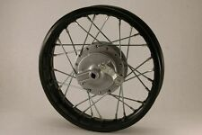 "12"" HONDA CRF50 FRONT WHEEL RIM WITH DRUM BRAKES NEW"