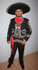 Mexican Mariachi Men Suit Size 32 From Mexico 6Piece Set. Traje Mariachi Talla32