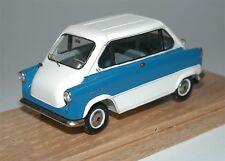 EMC - Zündapp Janus 1957-1958 - weiß/blau - Modellauto Resine 1/43