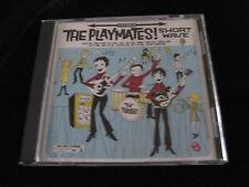 The Playmates-Shortwave- Short Wave-Japan-1995-CD
