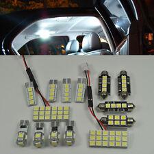 White 20 Light SMD LED Interior # Package Error Free For BMW 3's E90 E91 E92 E93