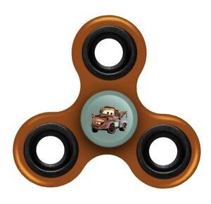 Tow Mater Disney Pixar Cars 3 Way Diztracto Fidget Spinner - CLOSEOUT