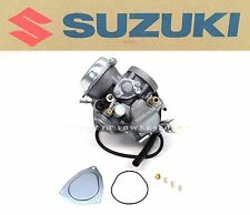 New Genuine Suzuki Carburetor 02-09 LTF 250 250F Ozark OEM Carb #R19