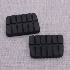 Brake Clutch Rubber Foot Pedal Pad Cover Set Fit For Nissan D21 Pickup Pulsar