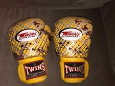 Twins Special Boxing Gloves!!  Excellent condition!!! MSRP $100
