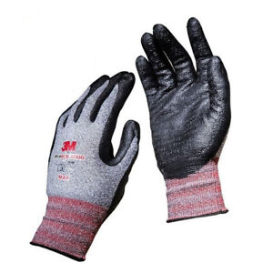 3M ProGrip 3000 Max Embossing Coating Work Gloves L size 10 Pairs