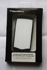 GENUINE BLACKBERRY PEARL 9105 PREMIUM SKIN - BLACK