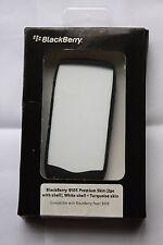 GENUINE BLACKBERRY PEARL 9105 PREMIUM SKIN - BLACK