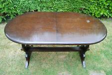 Unbranded Oak Piece Table & Chair Sets 4