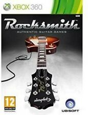 Rocksmith Includes Real Tone Cable XBOX 360 Video Game Original UK Release