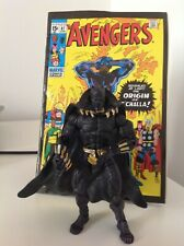 MARVEL LEGENS BLACK PANTHER Serie Sentinel 10 con Comic