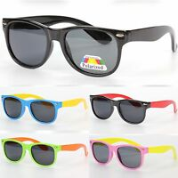 Children Kids Square Classic Polarized Sunglasses Boys Girls UV400 Protection