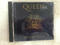 QUEEN CD GREATEST HITS II LONG PLAY CD RADIO GA GA ... UK
