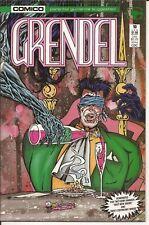 Comico Grendel #10 Action Adventure (1986 Series) VF/NM