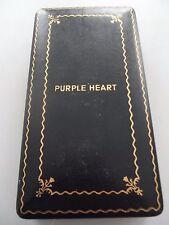 ^(121) Original WWII Etui für Purple Heart USA ab 1941 ...TypIV