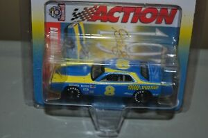 Dale Earnhardt Sr #8 RPM 1975 Dodge Charger 1/64 NASCAR Diecast Limited Edition