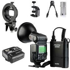 Godox Witstro AD360II-N iTTL HSS Speedlite Flash Light Kit For Nikon DSLR Camera