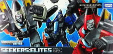 Transformers Henkei Classic United Seeker Elite Jet Dirge Thrust Ramjet Set