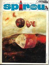 REVUE MAGAZINE BD JOURNAL SPIROU N° 1627 JUIN 1969 SPECIAL COSMOS + MINI RECIT