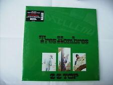 ZZ TOP - TRES HOMBRES - LP REISSUE VINYL NEW SEALED 2014 - 180 GRAM