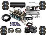 FBS-Mercedes-Benz-777 Mercedes Plug and Play FBSS Complete Air Suspension Kits
