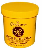 Cococare Cocoa Butter Cream, 15 oz (Pack of 3)