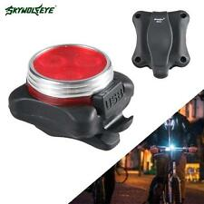 2000LM CREE LED Bicycle Bike Head Light Lamp Flashligh USB Rechargeable Red WT
